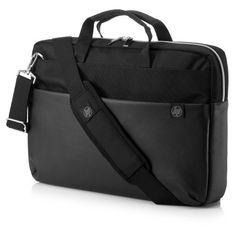 HP Pavilion Accent Briefcase 15 4QF95AA, čierna / strieborná