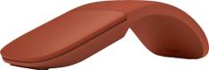 Microsoft mysz Surface Arc Mouse, Poppy Red