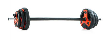 Gymstick Pump set uteži, 20 kg, rdeče črn