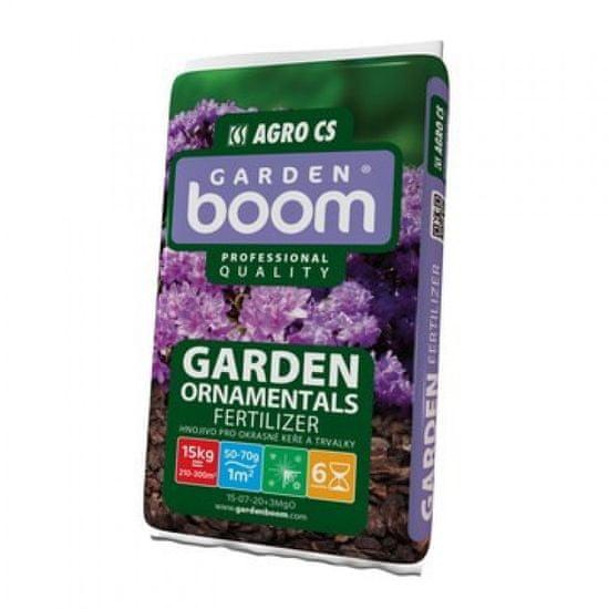 AGRO CS Garden Boom Ornamentals 15 kg 15-07-20+3MgO 15kg