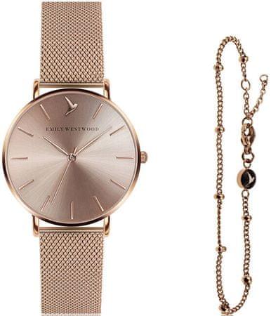 Emily Westwood Sunray Mesh & Bubbled Bracelet EWS008