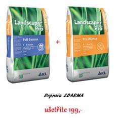 ICL Landscaper Pro® - Minimální údržba