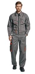 Desman Australian Line pánské tenké montérkové kalhoty Desman 52
