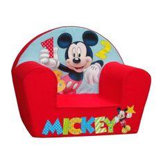 Disney Dětské křeslo Mickey