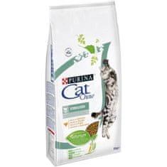 CAT CHOW vyvážená strava pro sterilizované dospělé kočky - 10 kg