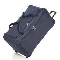 France Bag cestovní taška s koly 82 cm - tmavě modrá