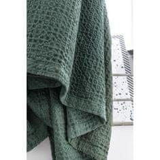 Today dekorativní přehoz, 140x200 cm, khaki zelená