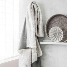 Today dekorativní přehoz, 125x150 cm, šedá