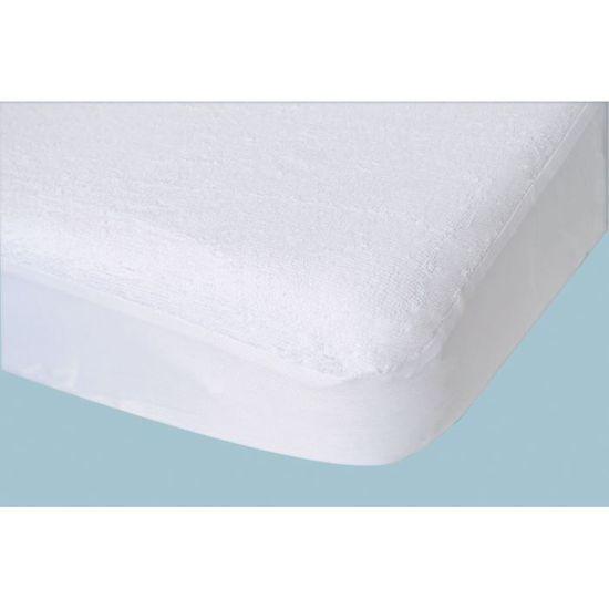 Doux Nid chránič matrace, 70 x 140 cm, bílá
