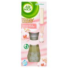 Air wick Vonné tyčinky - vzácny hodváb a orchidey z orientu 25 ml