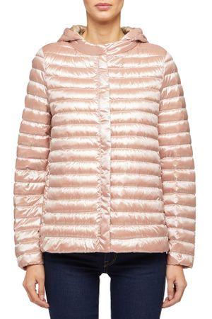 Geox ženska bunda Jaysen W0225A T2647, S, roza