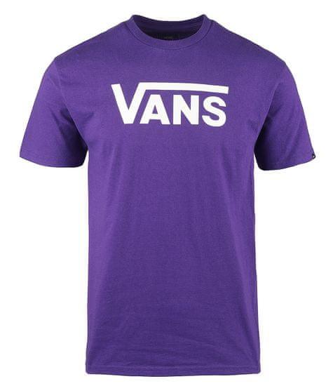 Vans pánske tričko MN Vans Classic L fialová