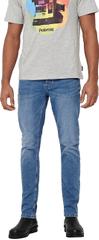 ONLY&SONS Męskie jeansy onsLOOM SLIM L BLUE PK 5146 BlueDenim