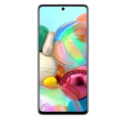 Samsung A715F Galaxy A71 pametni telefon, srebrn