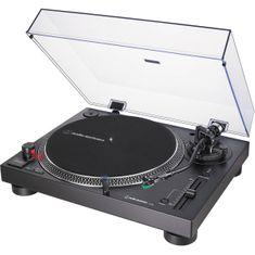 Audio-Technica AT-LP120X BK DJ gramofón s priamym pohonom