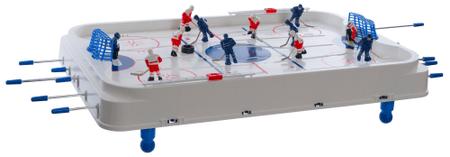Teddies namizni hokej, 63x41cm ročaji iz plastike/kovine v škatli 73x43,5x8,5cm