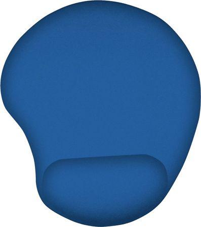 Trust podloga za miš s gelom Bigfoot, plava