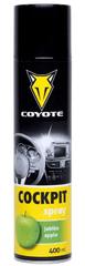 Coyote COYOTE Cockpit spray Jablko 400 ml