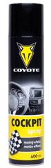 Coyote COYOTE Cockpit spray Matný efekt 400 ml