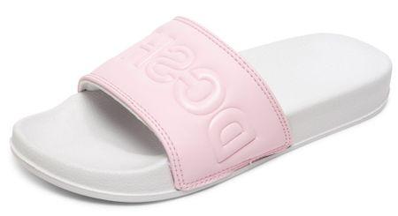 DC Slide lány papucs, 37, fehér