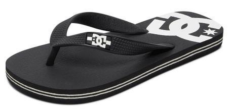 DC Spray fiú flip-flop papucs, 32, fekete