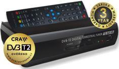New Digital T2 265 HD - zánovné