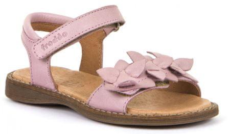 Froddo G3150153-1 dekliški sandali, roza, 31