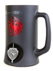 TIMECITY Korbel Game of Thrones - Targaryen 3D Rotating Emblem