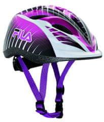FILA kask dziewczęcy Junior Girl Helmet