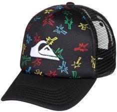 Quiksilver czapka z daszkiem chłopięca Noisy Fuzz Boy