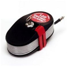 Lock Alarm kabelska ključavnica s sireno