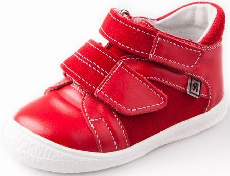 RAK dievčenská vychádzková obuv Laura 0207-1 23, červená