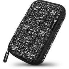 """Connect IT HardShellProtect pevné skořepinové ochranné pouzdro na 2,5"""" HDD, Doodle (CFF-5000-DD)"""
