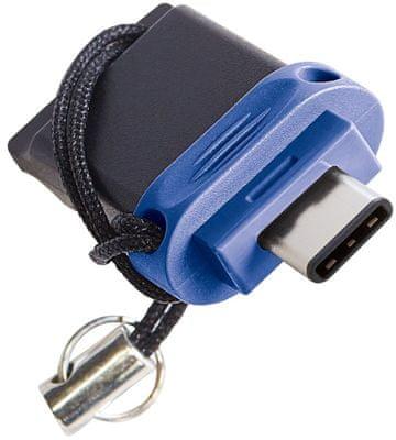 Podwójny dysk Store 'n' Go wyposażony jest w porty USB 3.0 i USB-C