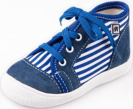 RAK chlapčenské tenisky Dávid 100016-3 23, modrá