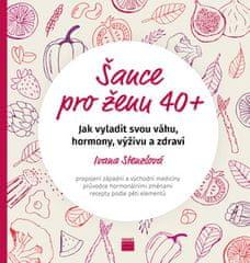 Ivana Stenzlová: Šance pro ženu 40+ - jak vyladit svou váhu, hormony, výživu a zdraví