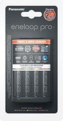 Panasonic Ładowarka Eneloop BQ-CC55 K-KJ55HCD40E Eneloop PRO 2500mAh