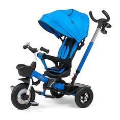 MILLY MALLY Dětská tříkolka Milly Mally Movi blue