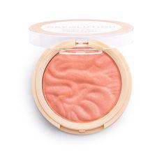 Makeup Revolution Dlouhotrvající tvářenka Reloaded Peach Bliss 7,5 g
