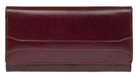 Lagen Női bőr pénztárca B Red