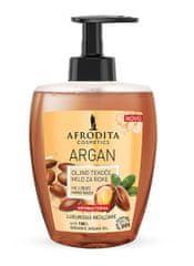 Kozmetika Afrodita Argan, uljni tekući sapun, 300 ml