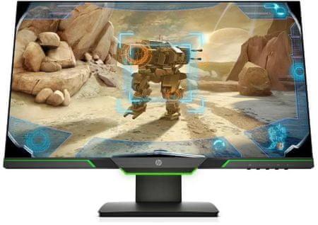 HP 25x LED gaming monitor