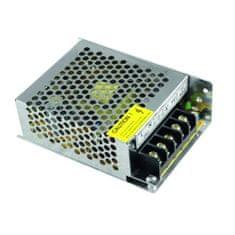 Eurolite Transformátor Eurolite, Transformátor elektronický 12V / 5A, pre LED