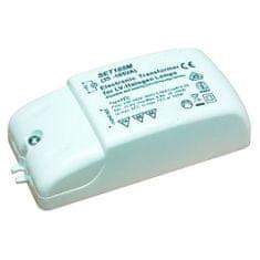 Eurolite Transformátor Eurolite, Transformátor 12V / 35-105VA pre halogénové žiarovky