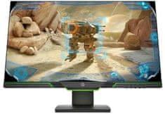 HP 27xq LED gaming monitor