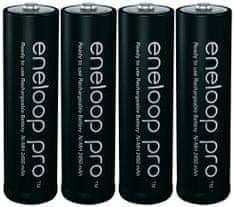 Panasonic BK-3HCDE / 4BE Eneloop Pro AA akumulatorowy blister 2500 mah 4