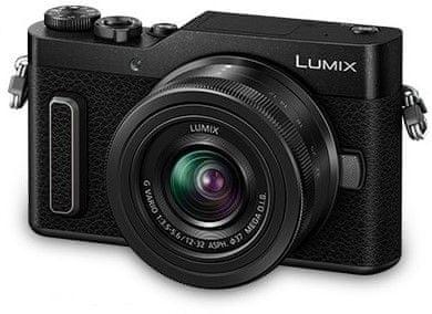 PANASONIC Lumix DC-GX880 + 12-32 mm Black (DC-GX880KEGK)