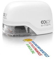 COLOP e-mark razítko, bílé