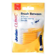 Jordan Clinic Brush Between Mezizubní kartáčky, L-0.7 mm, 10 ks