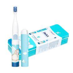 Vitammy SMILE dětská sonický zubní kartáček, mrož, od 3 let